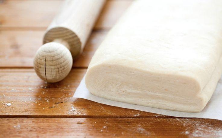 Слоеное тесто — Кулинарный Рай