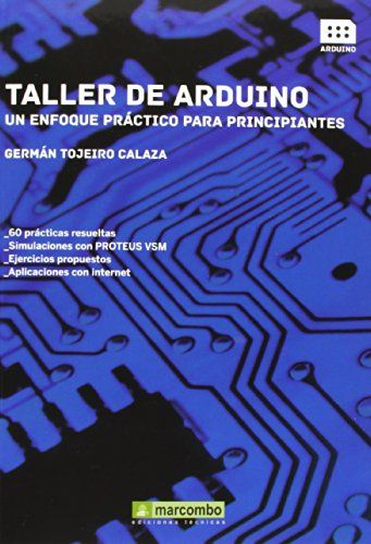 Taller De Arduino. Un Enfoque Práctico Para Principiantes ⋆ Etoytronic⚡️