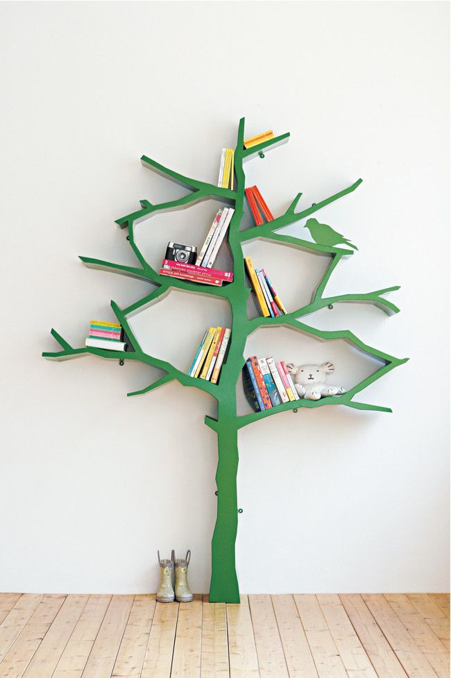 Give your books some love! Store them on this 'Tree ...