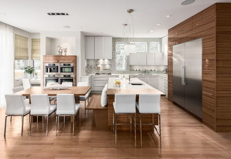 Take a look at this #dream #kitchen by @DesignFirstInt. This stunning space…