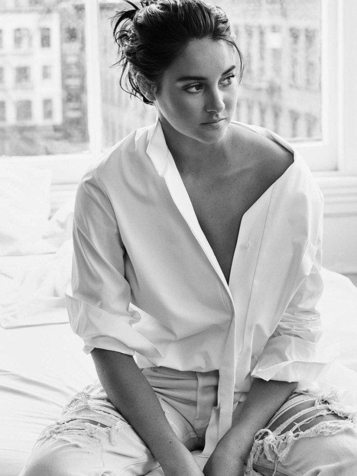 Shailene Woodley / Шейлин Вудли