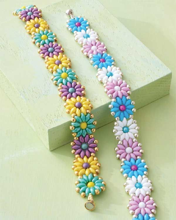 Daisy Duo Bracelet