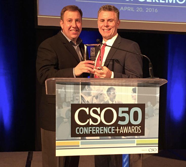 Quintiles recebe prêmio de segurança em tecnologia da revista CSO do IDG pelo quarto ano consecutivo
