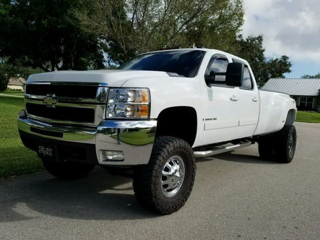 2008 Chevrolet Silverado 3500 LTZ - Trucks & Commercial Vehicles - Jacksonville - Florida - announcement-90735