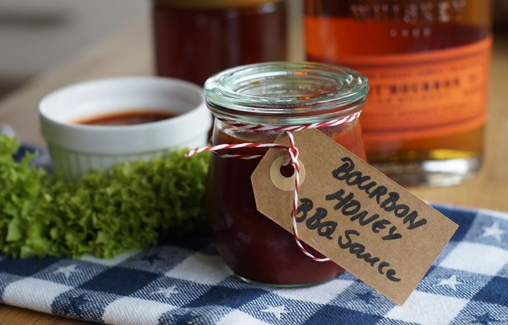 Aus dem Slowcooker: Honey Bourbon BBQ Sauce | Crocky-Blog