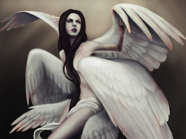 What Kind of Wings Do You Have? I got 'wings of an angel'. :-) Thank you Cherokee Billy for posting this!! <3<3