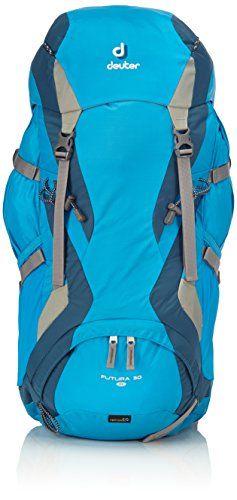 Deuter Damen Rucksack Futura SL, turquoise-arctic, 66 x 30 x 21 cm, 30 Liter, 3424433320 - 1