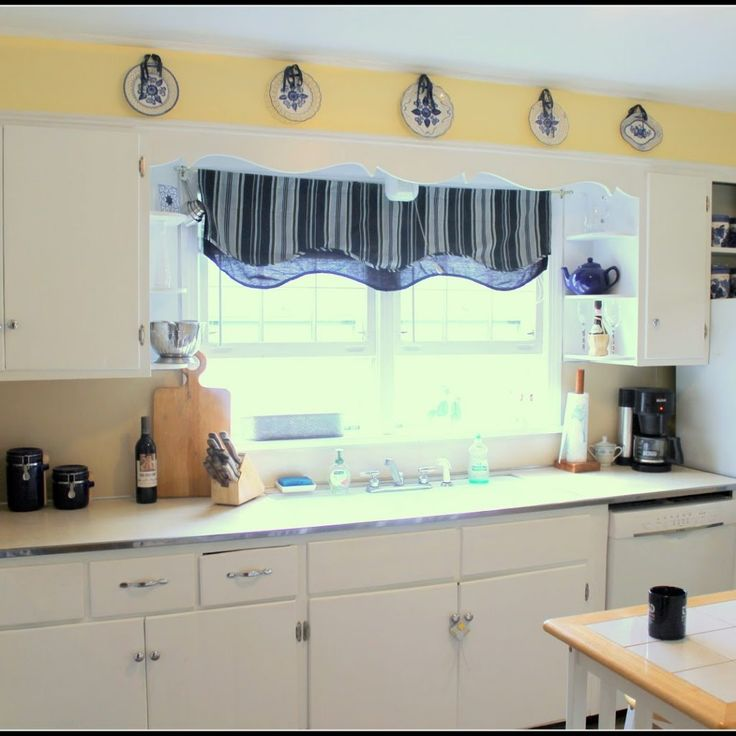 Decorating Ideas For Kitchen With Yellow Walls · Color Kitchen  CabinetsKitchen ...