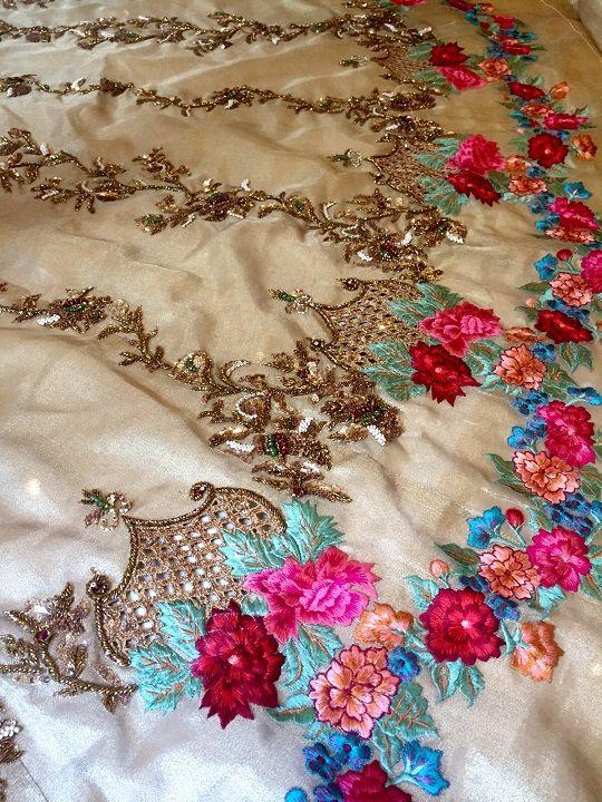 love the embroidery @nivetas facebook : https://www.facebook.com/punjabisboutique