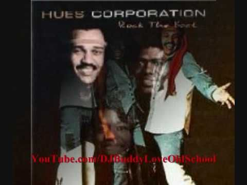 Rock The Boat - The Hues Corporation (1974) -- love it! this is my ring tone!