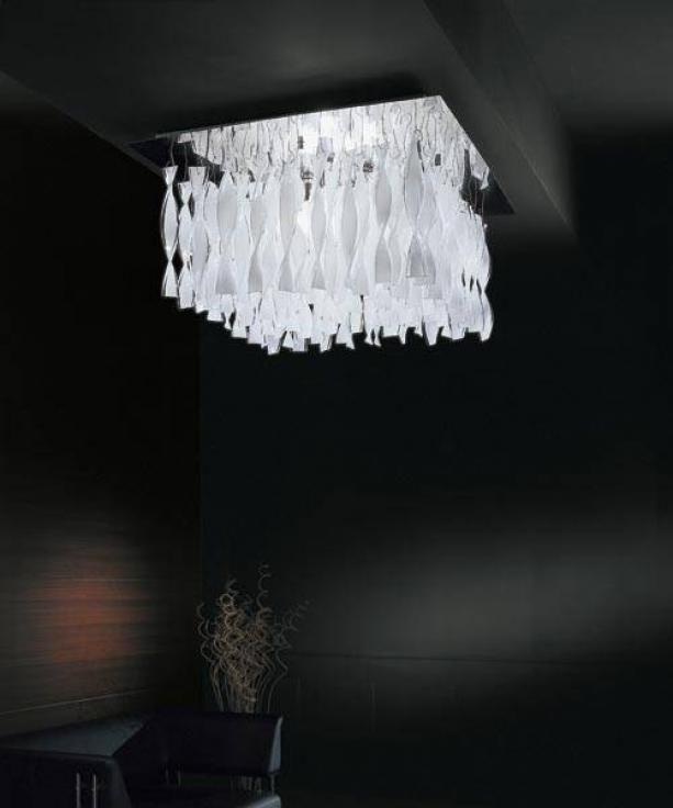 Lampa Axo biała