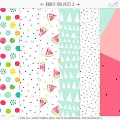 Fruity Fun Patts 3 ·CU·