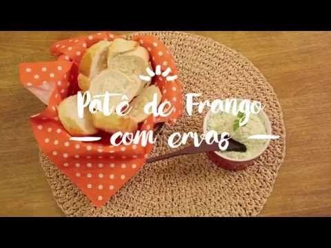 Patê de frango com ervas - HOJE TEM FRANGO | Seara
