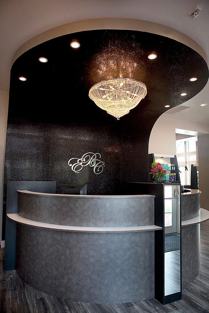 25 best ideas about salons on pinterest salon ideas for Spa uniform europe