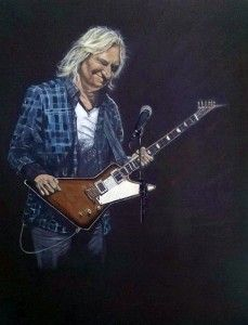 'Joe Walsh' by Pam Morton