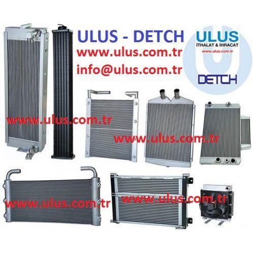 4655019 Yağ Soğutucu Radyatörü, Hitachi ZX450-3, 470-3