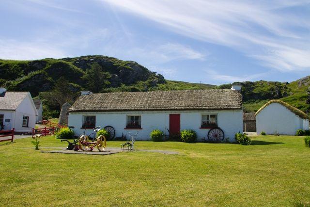 AFAR.com Highlight: The Remote Feeling of Glencolmcille Village by Yvonne Gordon