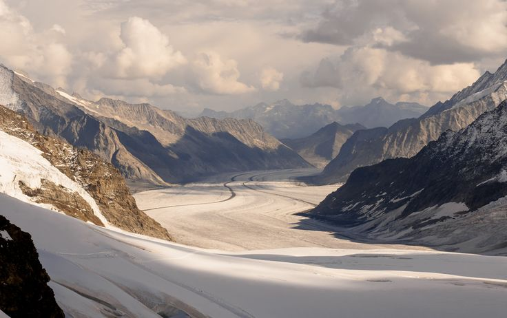 Glaziarraren bidea (The way of the glacier)