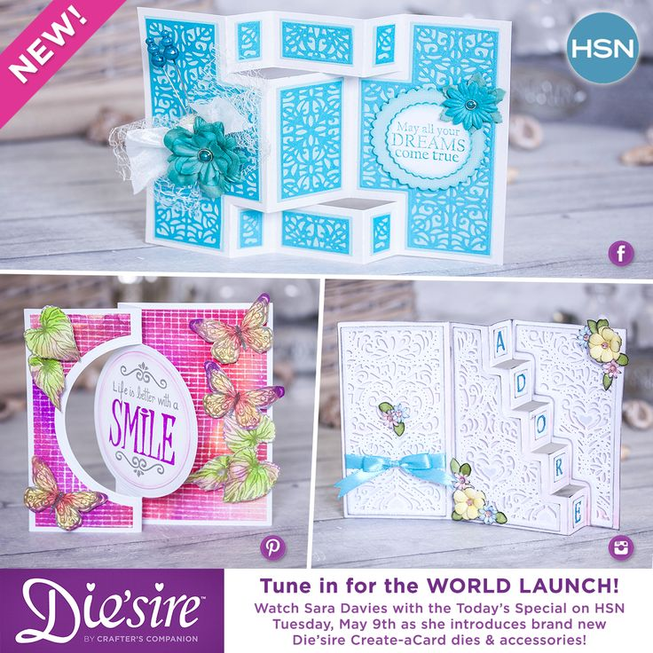 Join us on @HSN to see the Today's Special on Tue, May 9th! #crafterscompanion