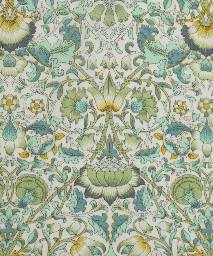 Liberty Art Fabrics Lodden B Tana Lawn | Classic Tana Lawn Fabric by Liberty Art Fabrics | Liberty.co.uk