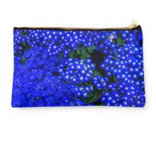 Sea of Blue at the Conservatory - Bendigo, Victoria Studio Pouch