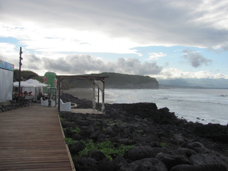 Praia de Santa Barbara, Sao Miguel, Azores.  Contact me with questions and for rates/reservations:  elizabeth@northstartravel.ca    www.northstartravel.ca
