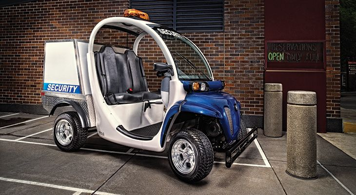 STAR EV  Electric Shuttles  Electric Utility Vehicles