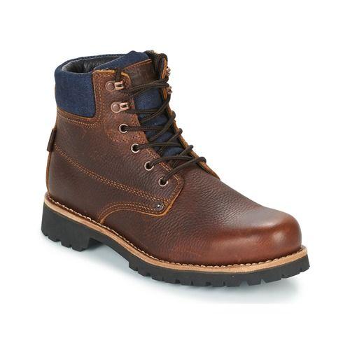 Chaussures Homme Boots Levi's JACKSON Marron