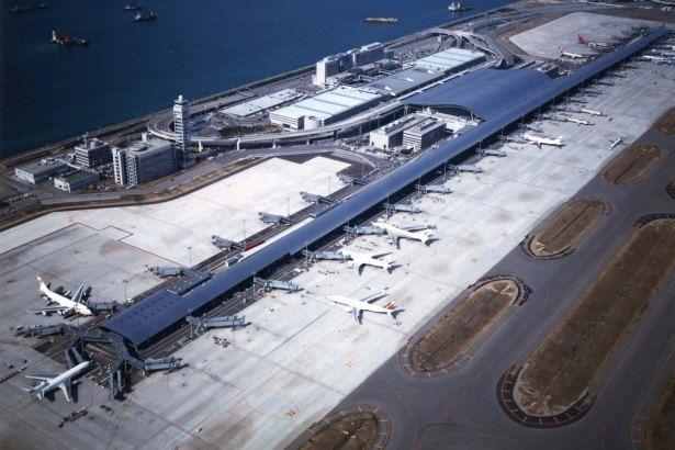 Kansai International Airport Passenger Terminal Building by Nikken