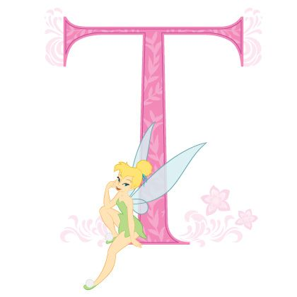 T is for Tinker Bell