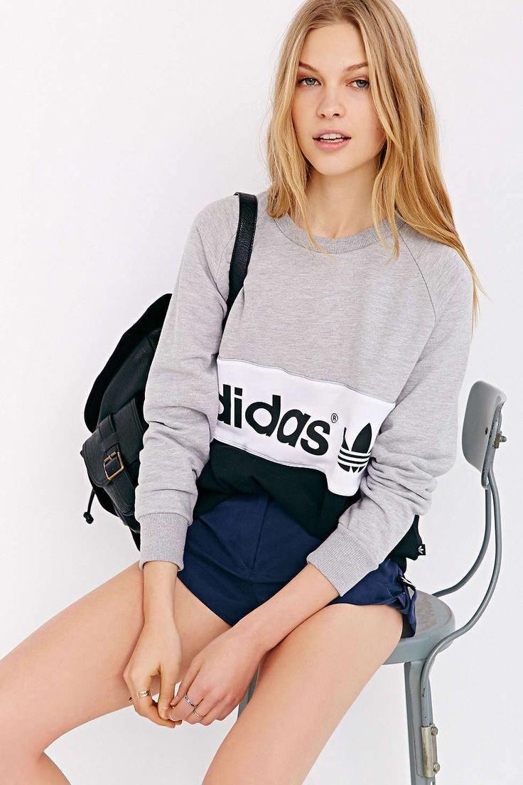 sale retailer 13091 c314b adidas city sweater