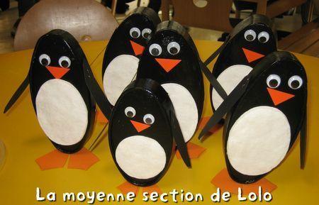 PLOUK ( périodes 3/4 ) - LA MOYENNE SECTION DE LOLO