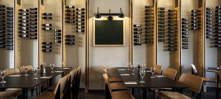 Los 27 mejores dise os de interiores de bares y Disenos de interiores para restaurantes