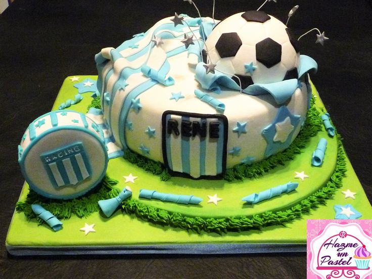Torta  Racing Club Argentina