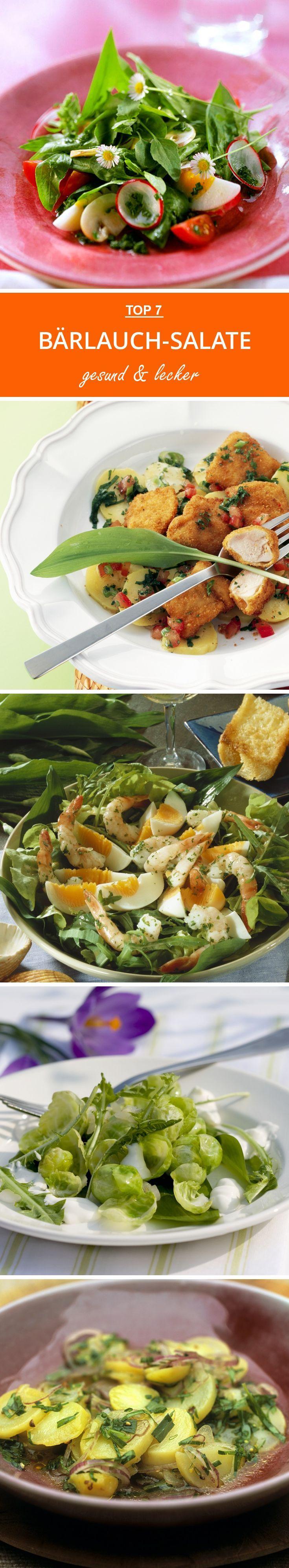 Bärlauch-Salate   eatsmarter.de