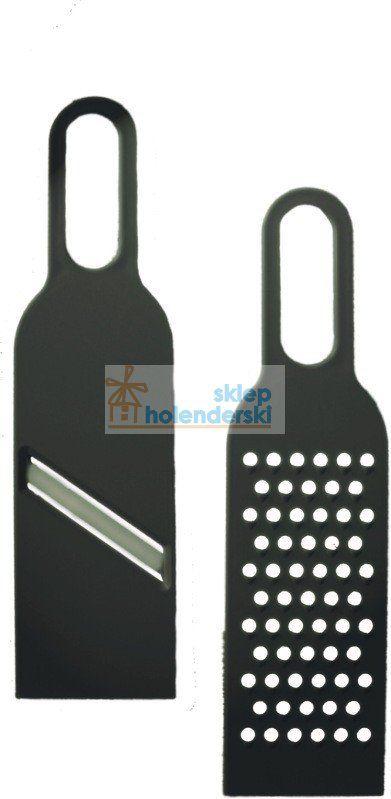 Tarki kuchenne 2 szt. komplet czarne ROSTI - Akcesoria kuchenne