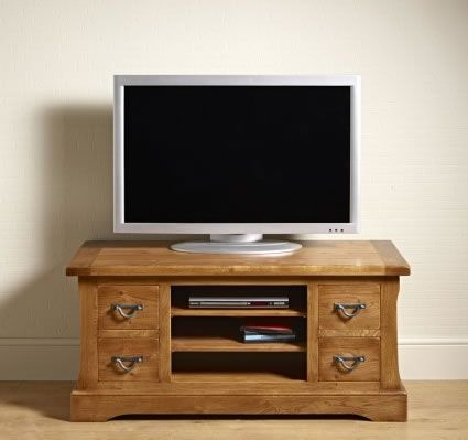Old Charm Wooden TV Cabinet/Unit