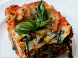 Cooking Channel serves up this Vegetable Lasagna recipe from Kelsey Nixon plus many other recipes at CookingChannelTV.com