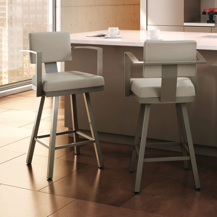 Astounding Swivel Bar Stools With Arms Perfecting Your Free Time With  Comfortable Feel