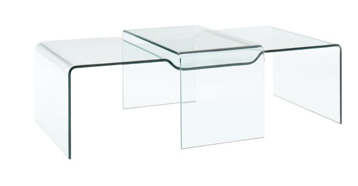 The Brooklyn Glass table