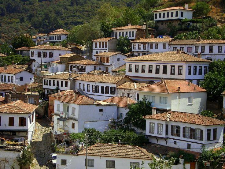İzmir Selçuk Şirince Gezilecek yerler – Şirince