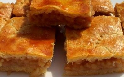 Update Omlós almás pite recept