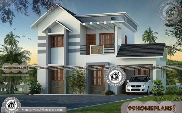 Kerala House Photos And Plans 90 Best Double Storey House Plans Kerala House Design Kerala Houses Double Storey House Plans