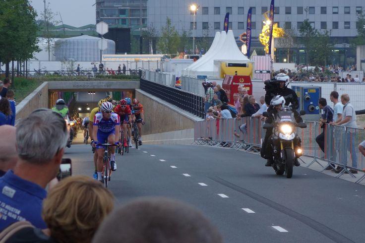 Gouden Pijl Emmen wielrennen 2015