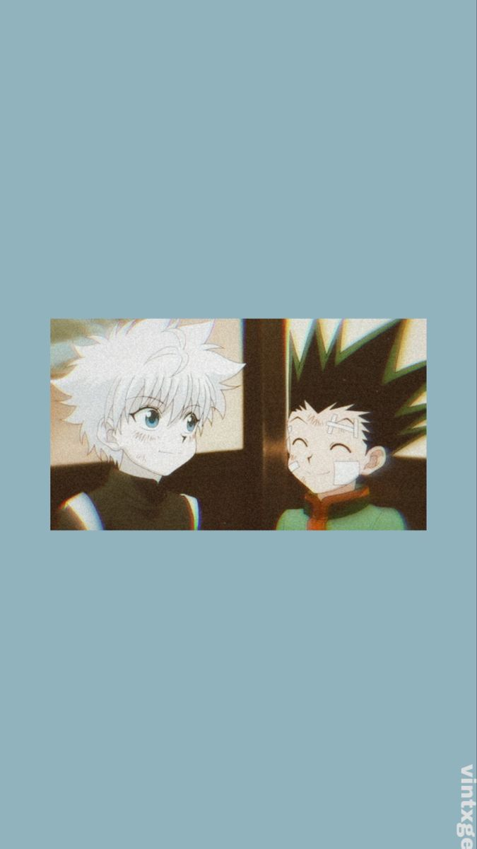 Hunterxhunter Killua Aesthetic Wallpapers Anime Wallpaper Iphone Anime Wallpaper Cute Anime Wallpaper