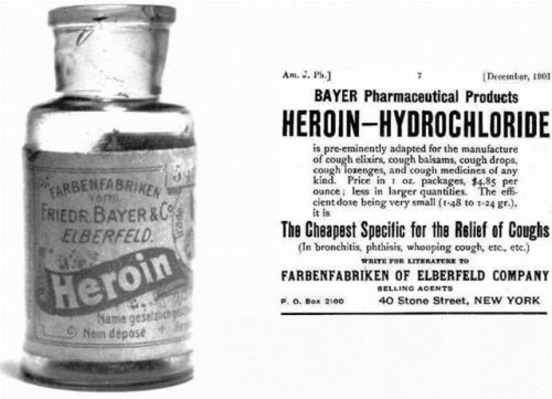 """""""Heroin for coughs"""""""