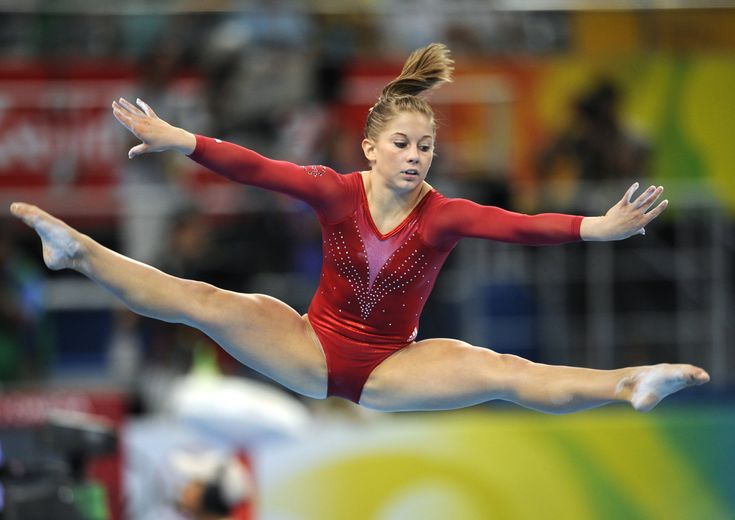 Olympian Shawn Johnson's story of finding her true identity.