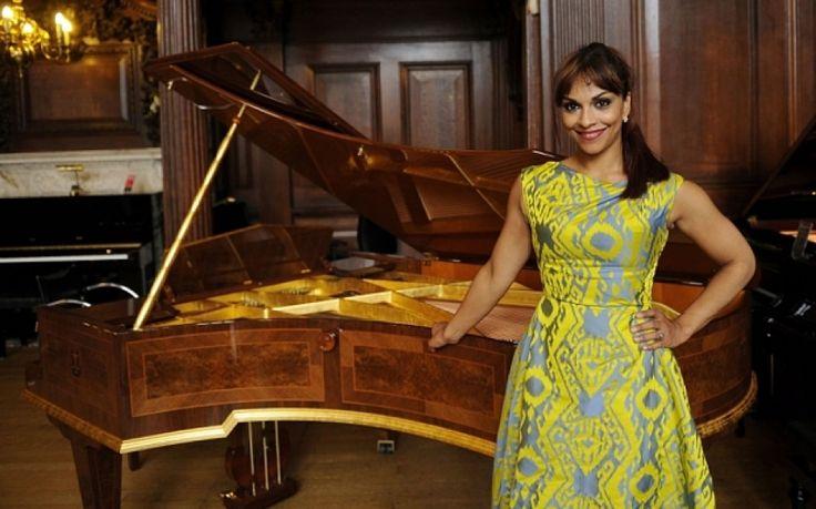 Proms star Danielle de Niese: motherhood has changed my voice