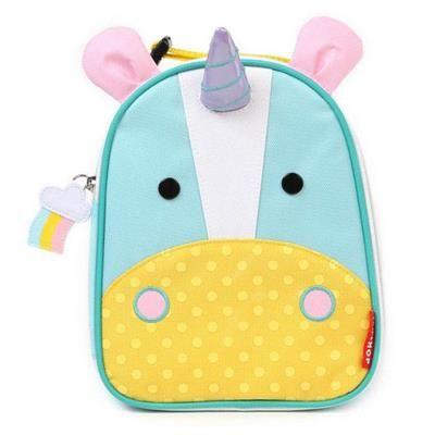 Skip Hop Zoo Lunchies-Kids Lunch Bag-Unicorn