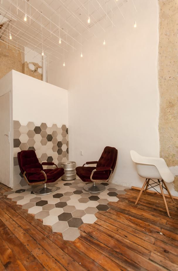 Cat And Mouse Vol.02 - Picture gallery #architecture #interiordesign #tiles